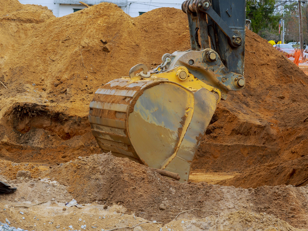 Leave excavation services to the professionals